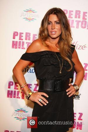 Rachel Uchitel Perez Hilton's 'Carn-Evil' Theatrical Freak and Funk 32nd birthday party at Paramount Studios - arrivals Los Angeles, California...