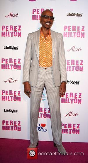 RuPaul Perez Hilton's 'Carn-Evil' Theatrical Freak and Funk 32nd birthday party at Paramount Studios - arrivals Los Angeles, California -...