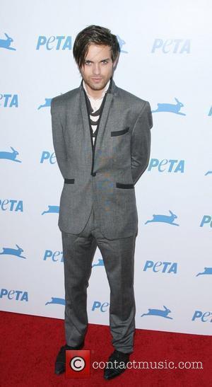 Thomas Dekker PETA's 30th Anniversary Gala and Humanitarian Awards held at the Hollywood Palladium Hollywood, California - 25.09.10
