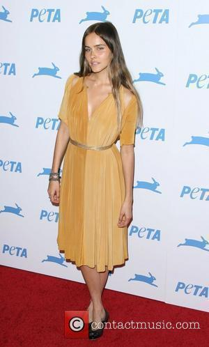 Isabel Lucas PETA's 30th Anniversary Gala and Humanitarian Awards held at the Hollywood Palladium Hollywood, California - 25.09.10