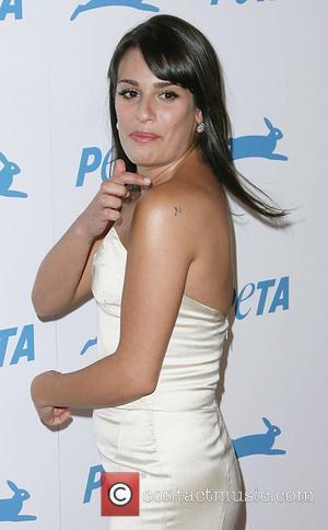 Lea Michele and Palladium