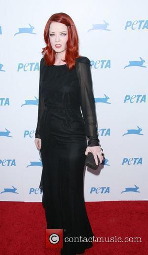 Shirley Manson PETA's 30th Anniversary Gala and Humanitarian Awards held at the Hollywood Palladium Hollywood, California - 25.09.10