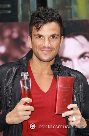 Peter Andre  launches his new perfume 'Mysterious Girl' London, England - 28.09.10