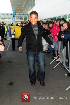 Atmosphere and Peter Andre