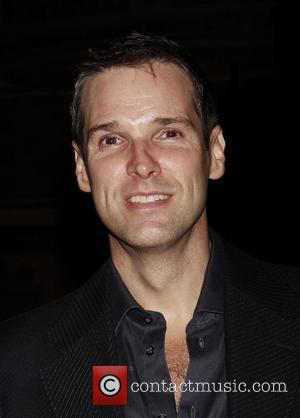 Hugh Panaro first performance back as The Phantom in the Broadway musical production of  'The Phantom of the Opera'...