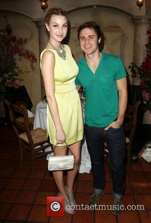 Whitney Port and Kris Allen