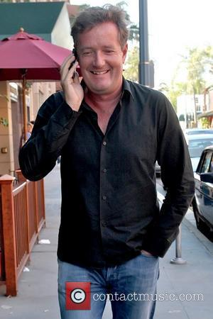Piers Morgan and Leaves