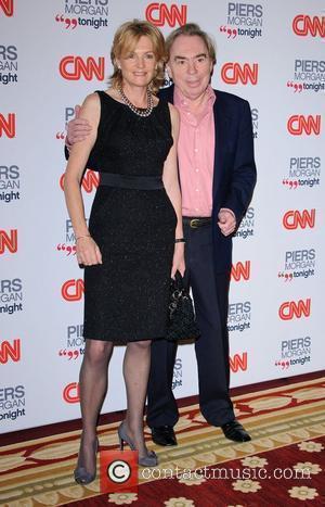 Andrew Lloyd Webber, Cnn and Piers Morgan