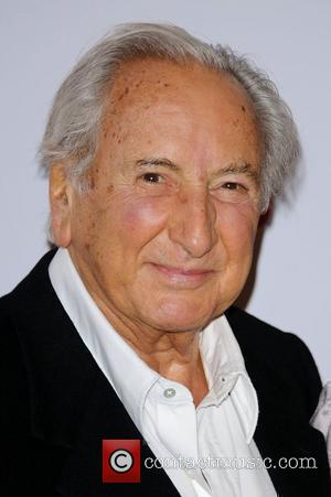 Michael Winner arriving at the launch of CNN's 'Piers Morgan Tonight' at the Mandarin Oriental hotel. London, England - 07.12.10