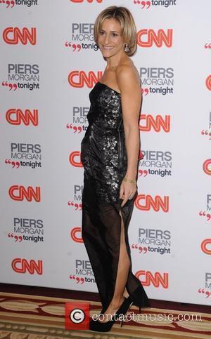 Emily Maitlis Launch of CNN's 'Piers Morgan Tonight' at the Mandarin Oriental Hotel - Arrivals London, England - 07.12.10