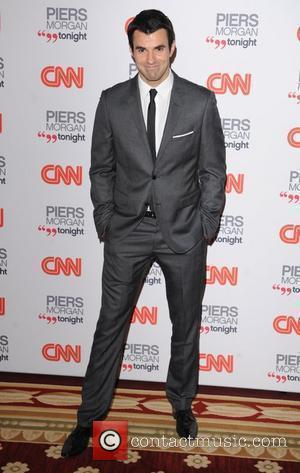 Steve Jones Launch of CNN's 'Piers Morgan Tonight' at the Mandarin Oriental Hotel - Arrivals London, England - 07.12.10