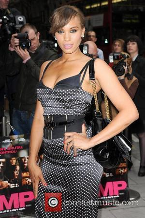 Javine Hylton World premiere of 'Pimp' at the Odeon Covent Garden London, England - 19.05.10