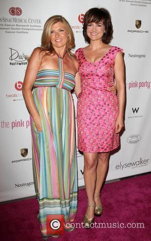 Connie Britton, Carla Gugino and Pink
