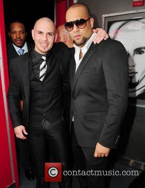 Rapper Pitbull and El Carta US rapper Pitbull 30th birthday celebration at Club Play Miami Beach, Florida - 15.01.11
