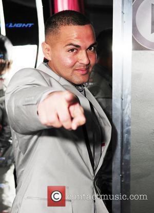 Ricky C  US rapper Pitbull 30th birthday celebration at Club Play Miami Beach, Florida - 15.01.11