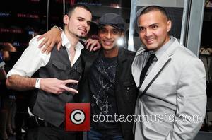 Guest, Jon Secada and Ricky C US rapper Pitbull 30th birthday celebration at Club Play Miami Beach, Florida - 15.01.11