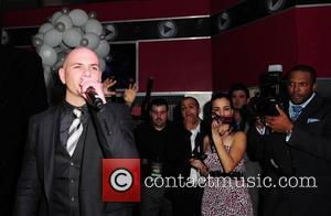 Pitbull  Pitbull 30th birthday celebration at Club Play  Miami Beach, Florida - 15.01.11