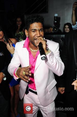 Omega  Pitbull 30th birthday celebration at Club Play  Miami Beach, Florida - 15.01.11