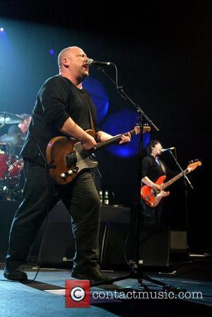 Black Francis and Kim Deal