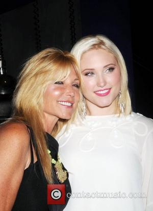 Pamela Bach, Hayley Hasselhoff Hayley Hasselhoff promotes her new TV series 'Huge' at Planet Hollywood with her mother Pamela Bach....
