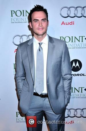 Cheyenne Jackson The Point Foundation 3rd Annual Gala held at the Pierre Hotel - arrivals New York, USA - 19.04.10