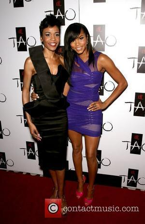 Michelle Williams and Laytoya Luckett