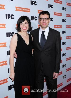 Carrie Brownstein and Fred Armisen at the special screening of Portlandia at the Edison Ballroom - Arrivals. New York City,...