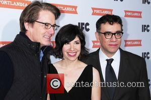 Fred Armisen and Kyle Maclachlan