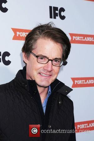 Kyle MacLachlan,  at the special screening of Portlandia at the Edison Ballroom - Arrivals. New York City, USA -...
