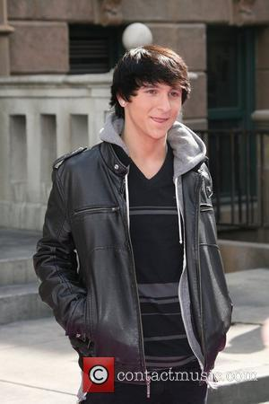 Mitchel Musso Variety's 4th Annual Power Of Youth Event held at Paramount Studios Hollywood, California - 24.10.10