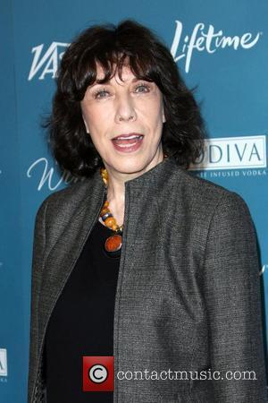 Lily Tomlin Variety's 2nd Annual Power Of Women Luncheon at the Beverly Hills Hotel  Los Angeles, California - 30.09.10