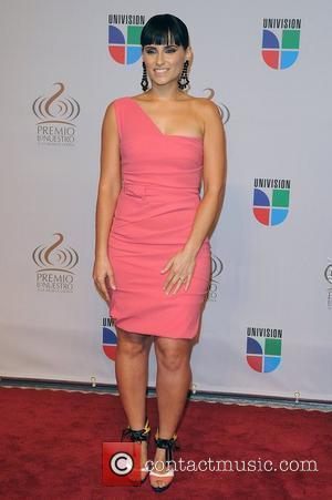 Nelly Furtado Univisions 2010 Premio Lo Nuestro a La Musica Latina Awards at American Airlines Arena Miami, Florida - 18.02.10