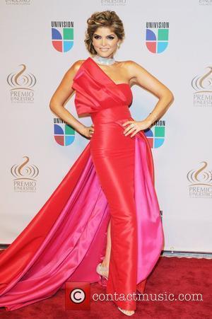 Ana Barbara  Univisions 2010 Premio Lo Nuestro a La Musica Latina Awards at American Airlines Arena - Arrivals Miami,...