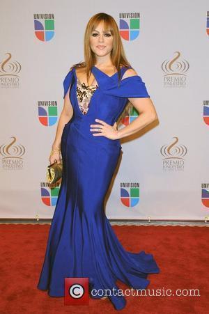 Jenni Rivera Univisions 2010 Premio Lo Nuestro a La Musica Latina Awards at American Airlines Arena - Arrivals Miami, Florida...