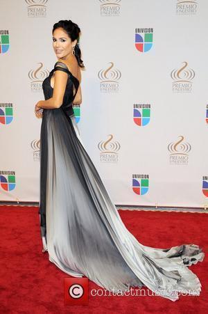 Karla Martinez  Univisions 2010 Premio Lo Nuestro a La Musica Latina Awards at American Airlines Arena - Arrivals Miami,...