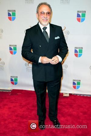 Emilio Estefan Univisions 2010 Premio Lo Nuestro a La Musica Latina Awards at American Airlines Arena - Arrivals Miami, Florida...