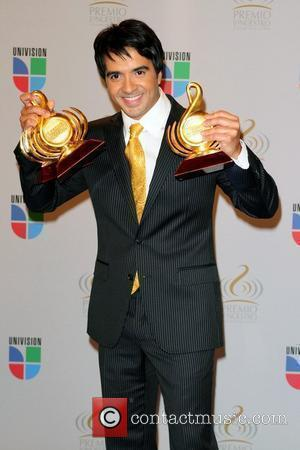 Luis Fonsi  Univisions 2010 Premio Lo Nuestro a La Musica Latina Awards at American Airlines Arena - Press Room...
