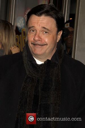 Nathan Lane Opening night of the Broadway play 'Present Laughter' at the American Airlines Theatre New York City, USA -...