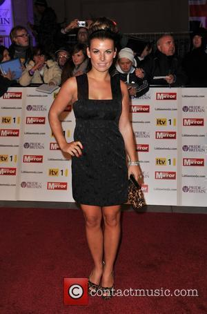 Coleen Mcloughlin and Coronation Street