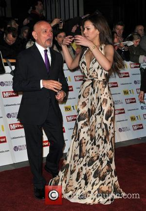 Ben Kingsley and Amanda Holden