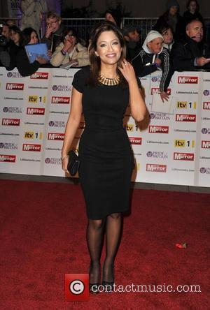 Tasmin Lucia Khan Pride of Britain Awards held at the Grosvenor House - Arrivals. London, England - 08.11.10
