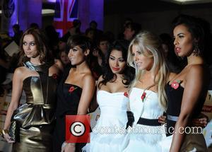 The Saturdays, Frankie Sandford, Mollie King, Rochelle Wiseman, Una Healy and Vanessa White