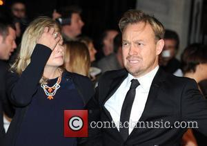 Jason Donovan and wife Pride of Britain Awards held at the Grosvenor House - Arrivals. London, England - 08.11.10