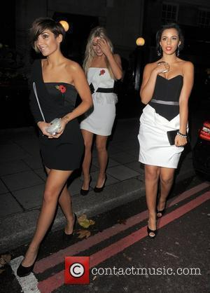 Frankie Sandford, Mollie King, Rochelle Wiseman and The Saturdays