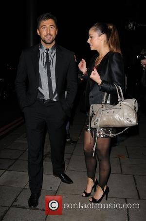 Gavin Henson and Katya Virshilas Pride of Britain Awards held at the Grosvenor House - Departures  London, England -...