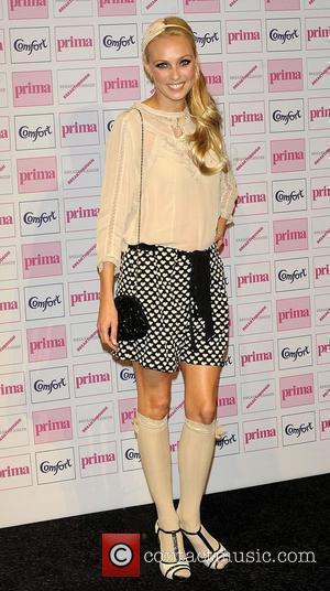 Camilla Dallerup  Comfort Prima High Street Fashion Awards 2010 held at Battersea Evolution - Arrivals London, England - 09.09.10