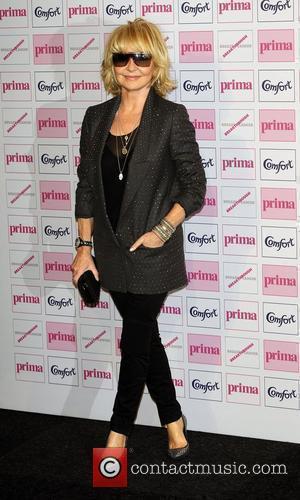 Lulu Comfort Prima High Street Fashion Awards 2010 held at Battersea Evolution - Arrivals London, England - 09.09.10