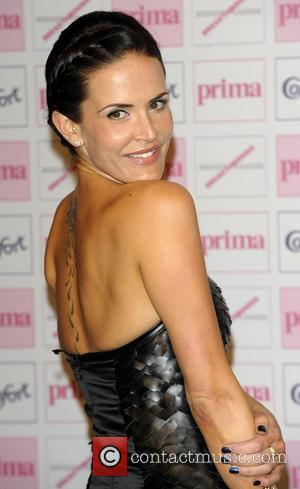 Sophie Anderton Comfort Prima High Street Fashion Awards 2010 held at Battersea Evolution - Arrivals London, England - 09.09.10