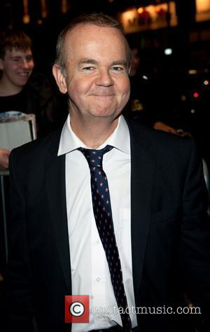 Ian Hislop Gala night of stage version of 'Yes, Prime Minister' held at the Gielgud Theatre - Arrivals.  London,...