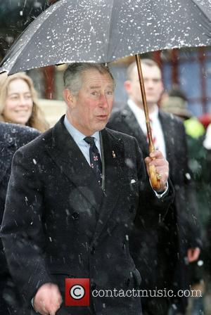 Hrh Prince Charles and Prince Charles